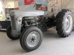 i957 gold belly massey ferguson u think my tractors