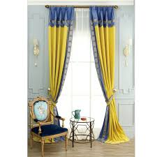 Yellow Window Curtains Most Popular Yellow Window Curtains Ulinkly