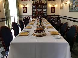 Private Dining Rooms Dc Ristorante La Perla Of Washington Dc Georgetown U0027s Five Star