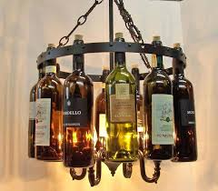 Wine Bottle Chandeliers Wine Bottle Chandelier Uk Best Chandeliers Images On Home Design