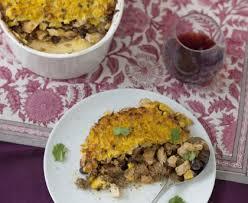 cuisine chilienne recettes hachis façon parmentier de maïs à la chilienne pastel de choclos