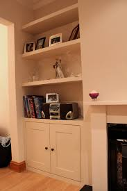 fitted alcoves cupboard with floating shelves chiswick u2026 pinteres u2026