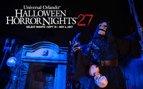 halloween horror nights halloween horror nights 2017 dates revealed tickets on sale now