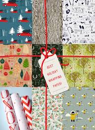 best wrapping paper wrapping paper october ink