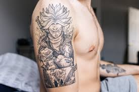 tattoo history vancouver future trunks tattoo by mason catchnkill at sticks stones tattoo