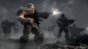 gears war 3 wallpaper widescreen wallpapers for pc and mobile