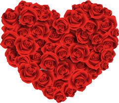 roses and hearts large heart of roses png clipart gallery yopriceville high