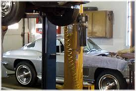 corvette restoration shops proteam corvettes restoration center