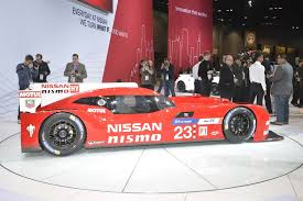 nissan innovation that excites logo nissan gt r lm nismo sends 1 250 hp to the front wheels in chicago