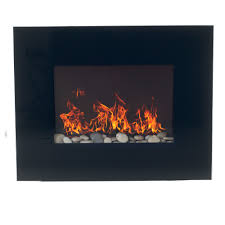 wall mounted fireplaces wayfair glass mount electric fireplace