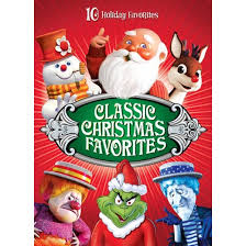 classic christmas classic christmas favorites 4 discs target