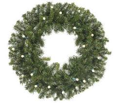 battery operated wreath bethlehemlights batteryoperated 22 wreath with timer and twinkle