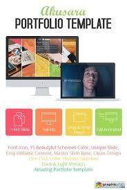 portfolio powerpoint template 60 best powerpoint templates of 2016