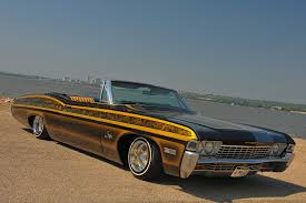 Picture Of Chevy Impala 1968 Chevrolet Impala Lethal Weapon