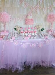 pink and lavender butterflies baby shower decorations