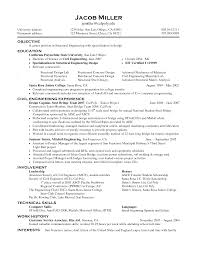Civil Engineering Student Resume Eit Resume Sample Resume For Your Job Application
