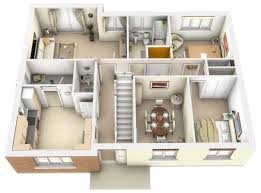3d home interiors 3d design of house ideas the architectural