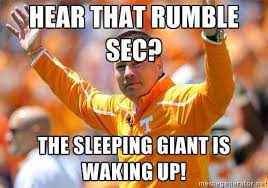 Tennessee Football Memes - video one good thing tennessee tennessee football tennessee