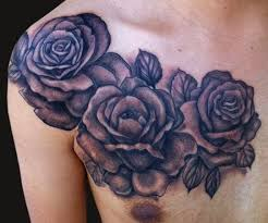 19 best purple and black rose tattoos images on pinterest