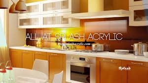 Kitchen Splashback Ideas Uk Acrylic Splashbacks New Range Of 90 High Gloss Colours Made