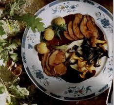 plat d automne cuisine recette lièvre aux légumes d automne