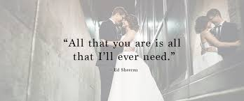 Wedding Dress Quotes 42 Quotes Capture Loves Essence Party Pros