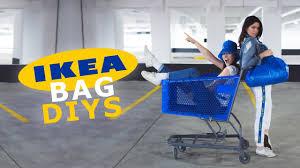 actually legit ikea bag diys youtube