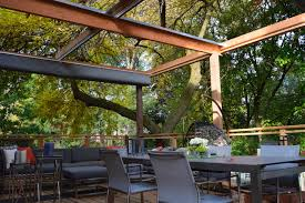 Backyard Shade Solutions by Roof Deck Shade Solutions An Ideabook By Heather Ring