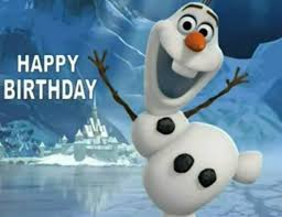 Frozen Birthday Meme - happy birthday maggie h i hope your day is super awesome