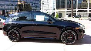 2013 porsche cayenne for sale 2013 porsche cayenne gts jet black metallic now for sale and order