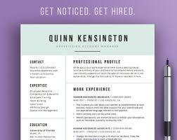 resume templates word doc resume template modern cv template instant word