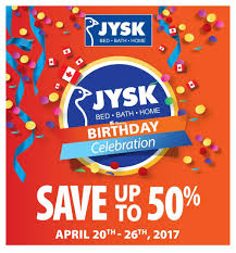 Jysk Home Decor Jysk Flyers