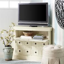antique corner tv cabinet leland antique white 38 corner tv stand corner tv stands corner
