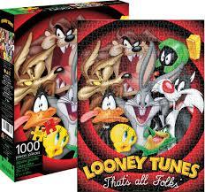 looney tunes looney tunes jigsaw puzzle puzzlewarehouse com