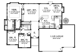 ranch home layouts wildhorse creek ranch home plan 051d 0326 house plans and more