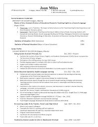 joan u0027s leadership resume 2