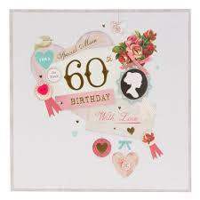 60 Birthday Cards Hallmark 60th Birthday Card For Mum Something To Celebrate