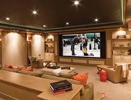Interesting Living Room Home Theater Design Small Theaters Ideas - Living room home theater design