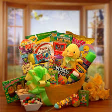 send easter baskets online easter duckling gift pail