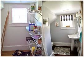 Bathroom Remodels Before And After Pictures by Remodelaholic Diy Bathroom Remodel On A Budget And Thoughts On