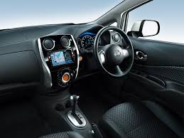 nissan note interior nissan note rider autech says hello from japan autoevolution