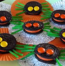 halloween spider cookies recipe