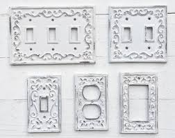 Shabby Chic Light Switch Covers by Light Switch Cover Etsy