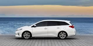 toyota hybrid cars toyota auris touring sports review carwow