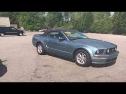 2007 ford mustang reviews 2007 ford mustang review