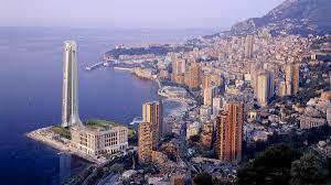 Monte Carlo Map Monaco