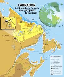 Churchill Canada Map by Labrador Building Atlantic Canada U0027s New Gateway To The North