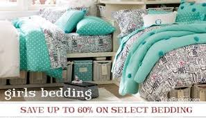 Discount Girls Bedding by Pottery Barn Teen Discounts On Bedding Coupons U0026 Deals Blog