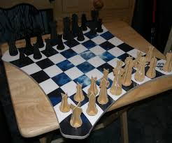 magnetic wall chess with custom board 9 steps with pictures