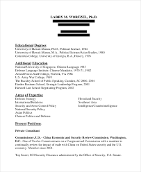 Security Clearance Resume Example by Infantryman Resume Template 7 Free Word Pdf Document Downloads